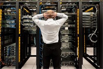 Praca w centrum danych